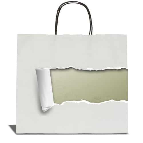 geprepareerde tas