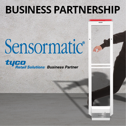 partnership tyco sensormatic Belgique