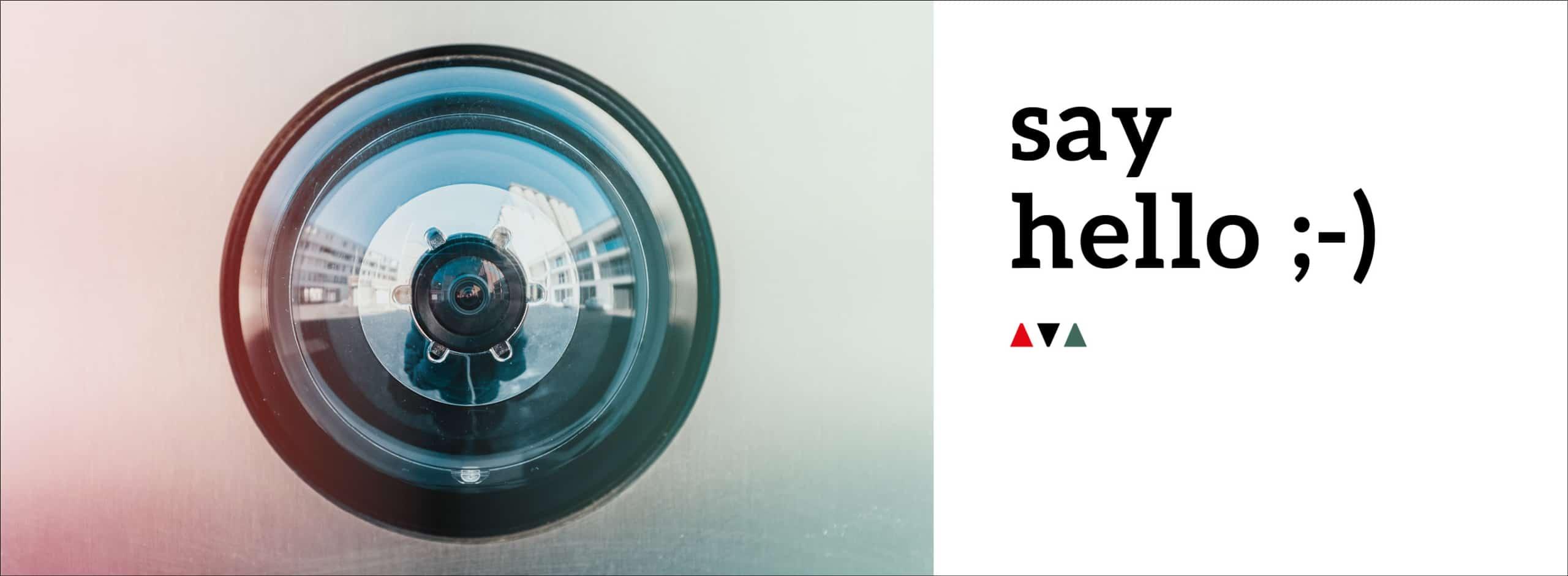 CCTV_SayHello